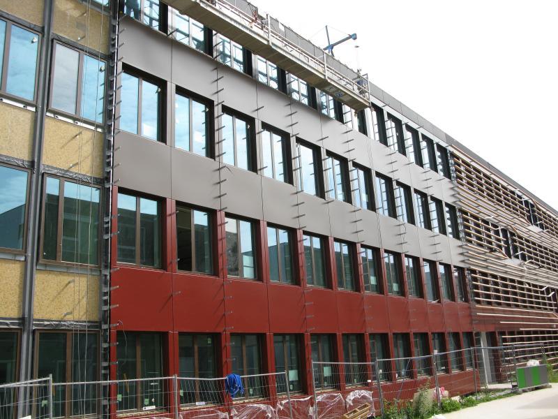 Isolation thermique par l 39 ext rieur ite etanchisol for Parement aluminium exterieur